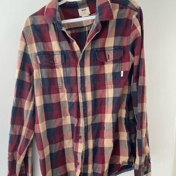 Vans Other - Men's Vans Plaid Shirt